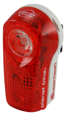 Luz Traseira Planet Bike Blinky Super Flash