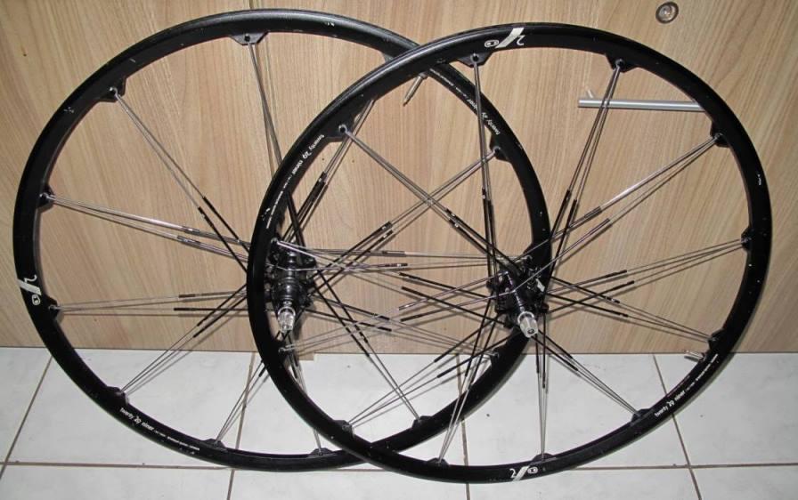 Rodas Crank Brothers Cobalt 2 - Aro 29 (Usadas)