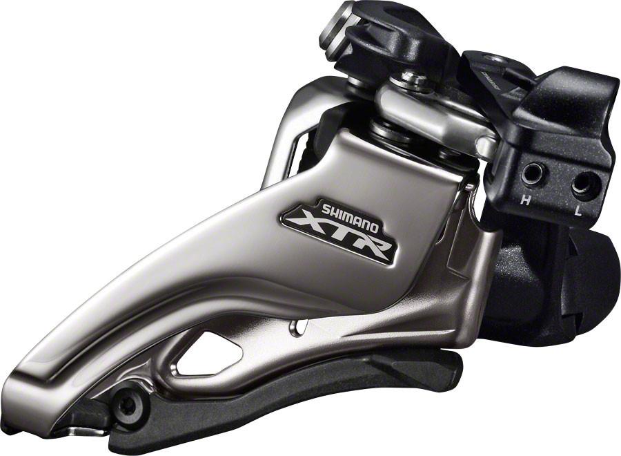 Câmbio Dianteiro Shimano XTR FD-M9020-L 34.9mm Lateral 2x11