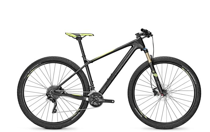 Bicicleta Focus Raven LTD 29