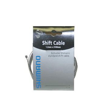 Cabo de Câmbio Shimano Standart 1.2 x 2100mm
