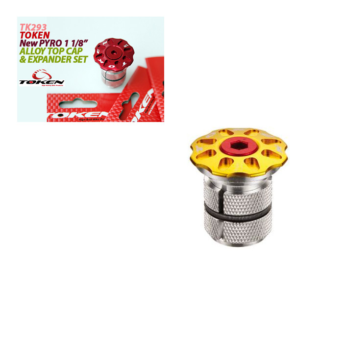 Tampa Top Cap Token Expander TK293 - Red