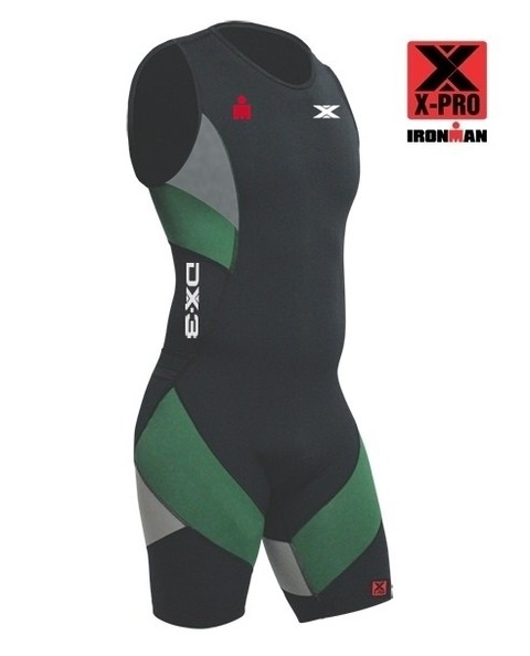 Macaquinho DX3 X-Pro IronMan