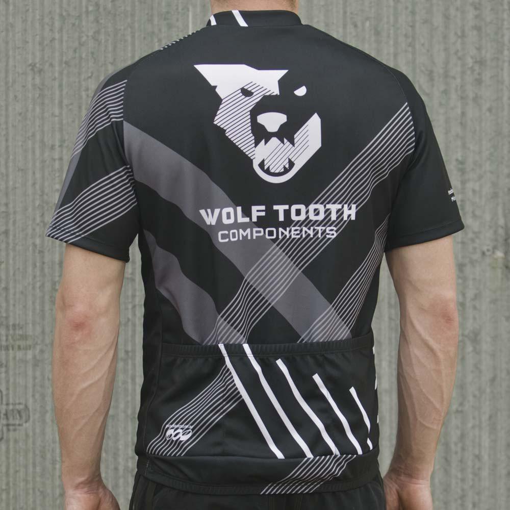 Camiseta de Ciclismo Wolf  - IBIKES