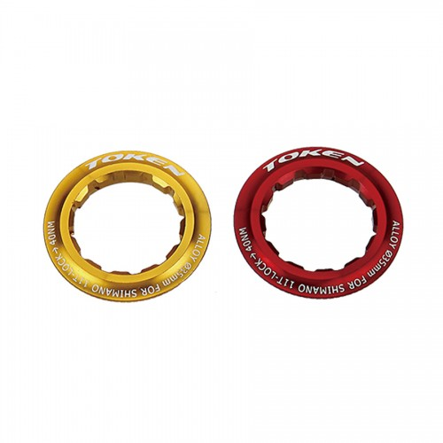 Lockring Token 12T TK042S (Trava de cassete)