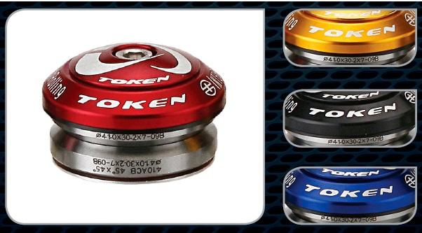 Caixa de Dire��o Token Omega A1 1-1/8 Integrada