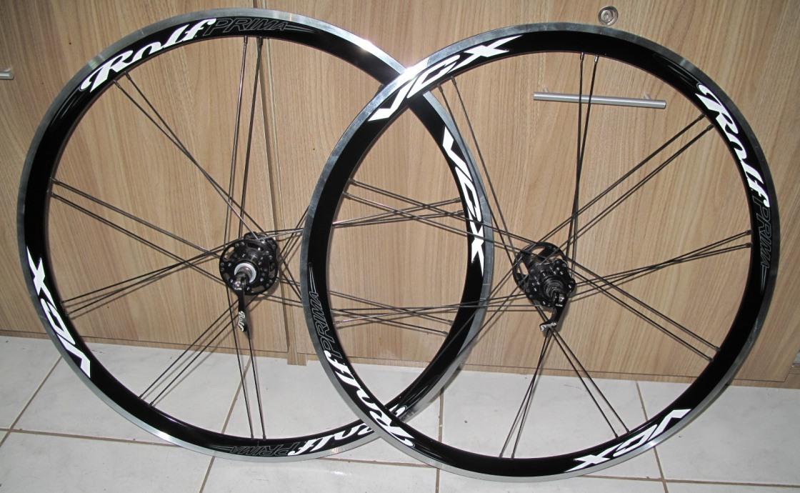 Rodas Rolf Prima VCX 700 Disc - Ciclocross (Seminovas)