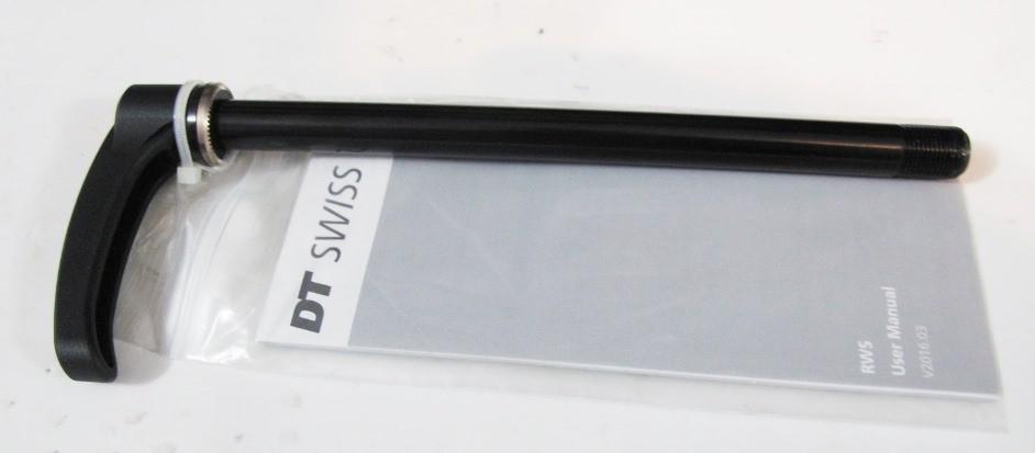 Eixo de Roda DT Swiss quadros 12mm (X12 e E-THRU)  - IBIKES