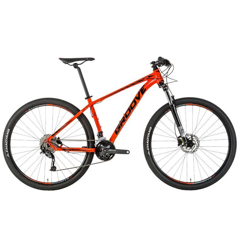 Bicicleta Groove Ska 70 - Laranja