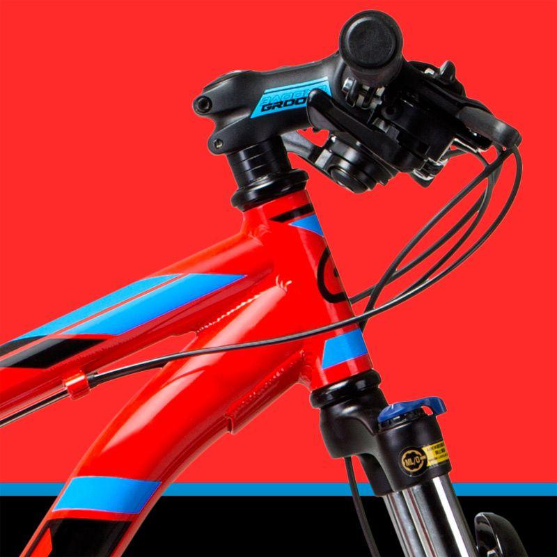 Bicicleta Groove Zouk - Vermelha  - IBIKES