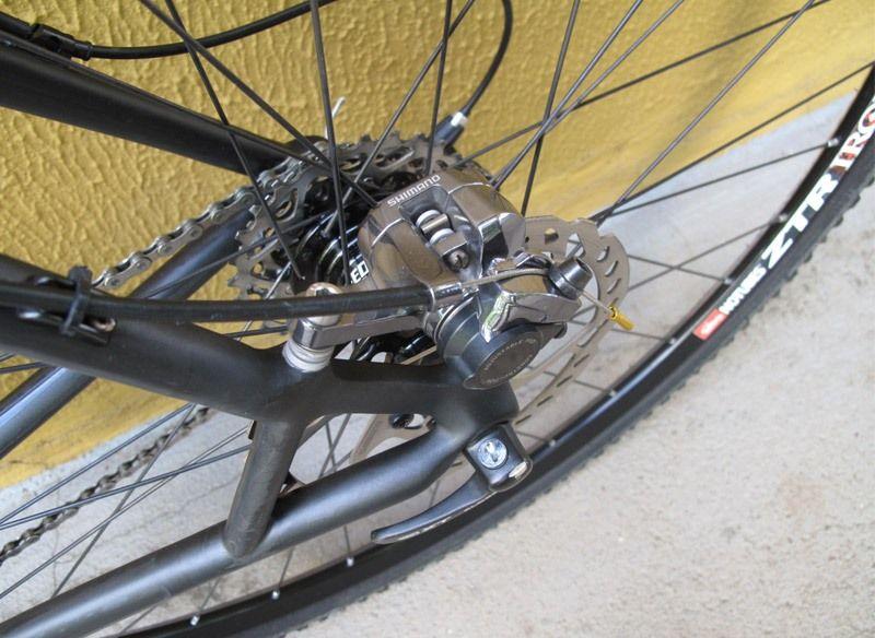 Bicicleta Ibis Hakkalugi Disc 61cm (Usada)  - IBIKES
