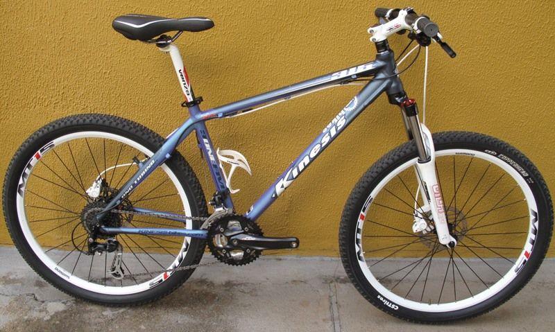 Bicicleta Kinesis KM315 Aro 26