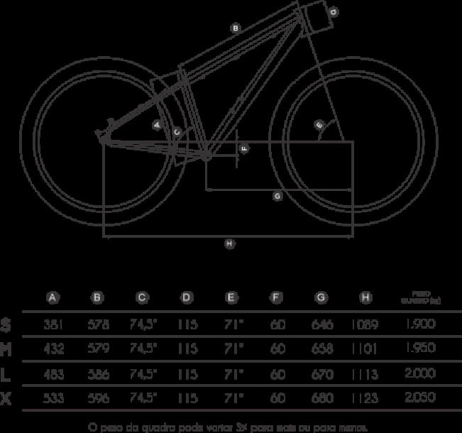 Bicicleta Kode Izon  - IBIKES