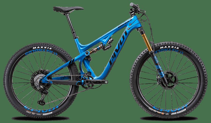 Bicicleta Pivot Mach 5.5 Carbon