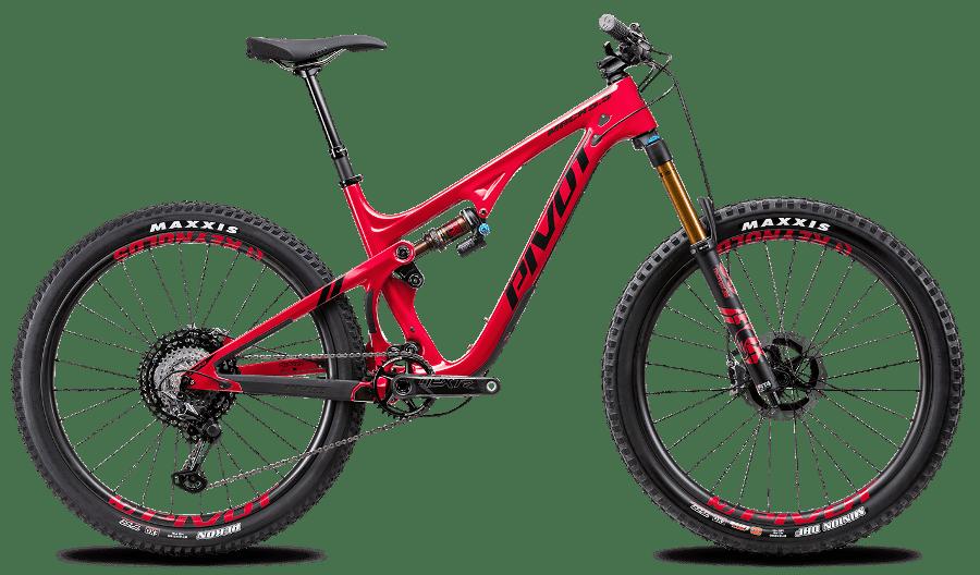 Bicicleta Pivot Mach 5.5 Carbon  - IBIKES