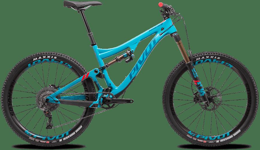 Bicicleta Pivot Mach 6 Carbon  - IBIKES