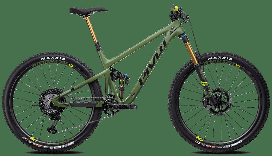 Bicicleta Pivot Switchblade