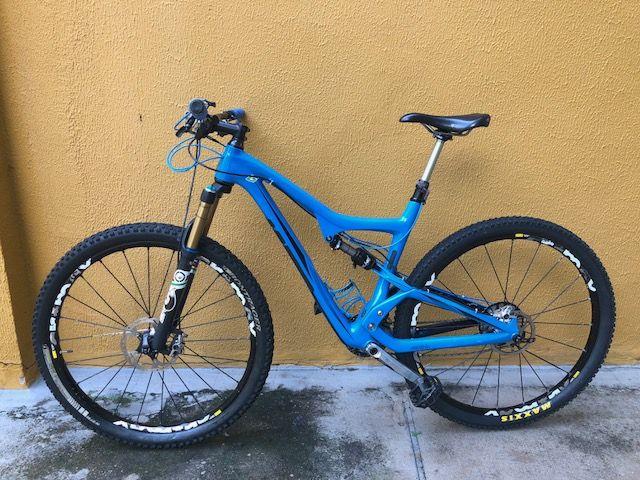 Bicicleta Ripley 29 1º Geração - XTR 2x (Usada)