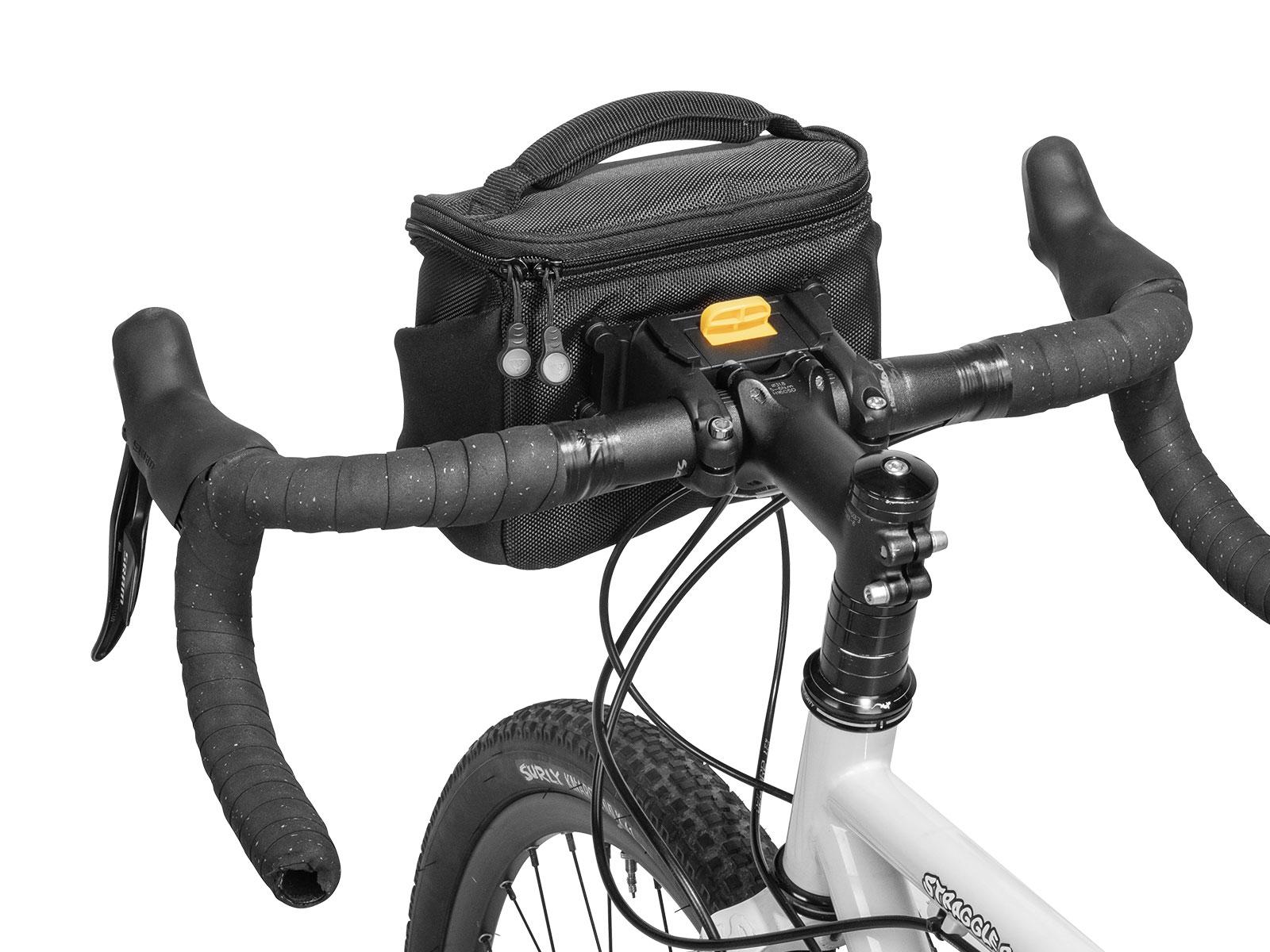 Bolsa de Guidão Topeak Compact Handlebar Bag - TT3020B  - IBIKES