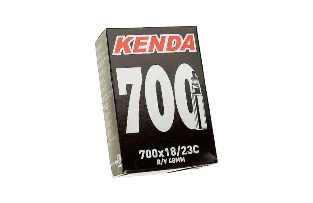 Câmara de Ar Kenda 700x18/23C Presta 48mm  - IBIKES