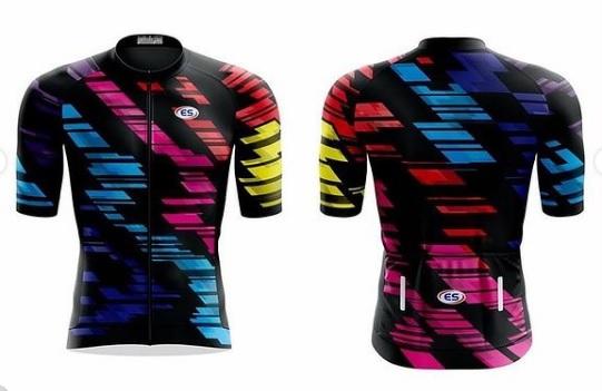 Camiseta para Ciclismo Elias Sports Pro