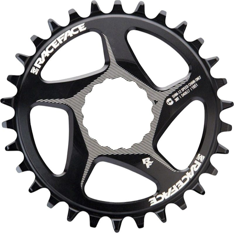 Coroa Race Face Cinch Direct Shimano 12v  - IBIKES