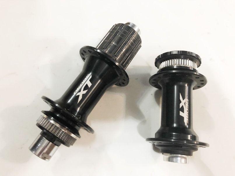 Cubo Shimano XT HB-M8010 e FH-M8010 - USADO