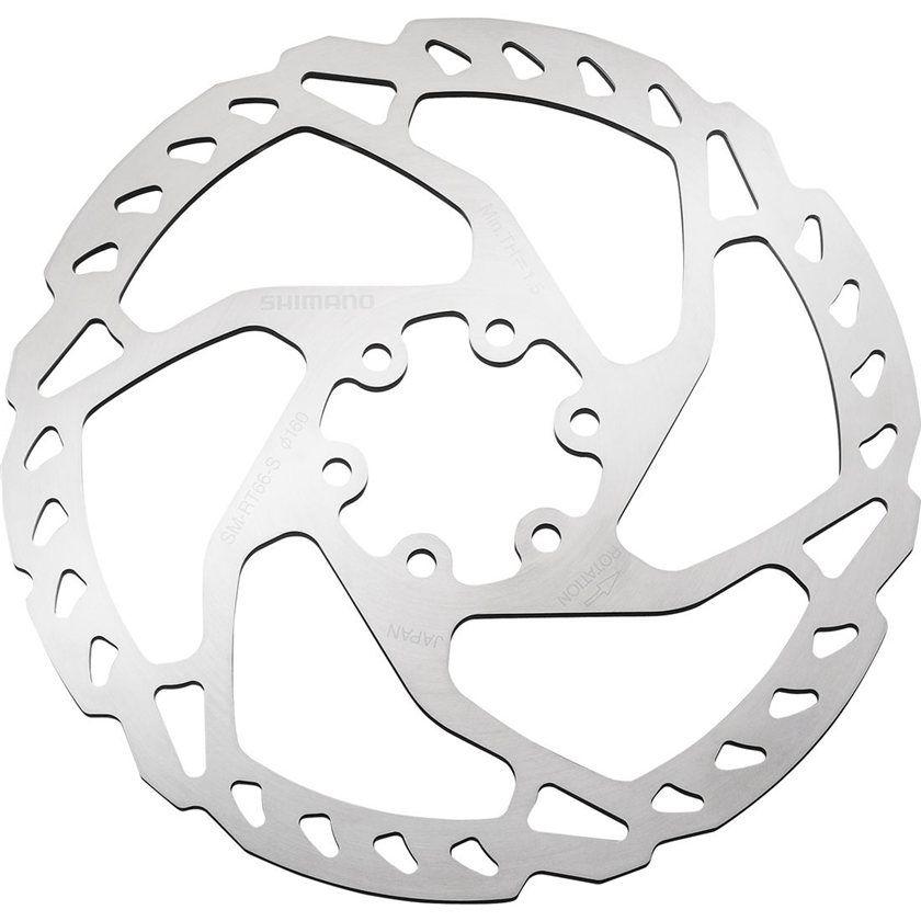 Disco de Freio Shimano RT-66 6 Parafusos