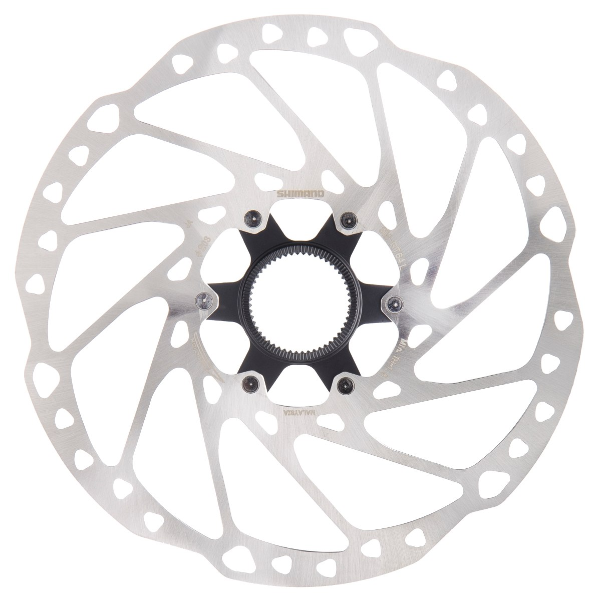 Disco/Rotor de Freio Shimano SM-RT64 160mm Center Lock  - IBIKES