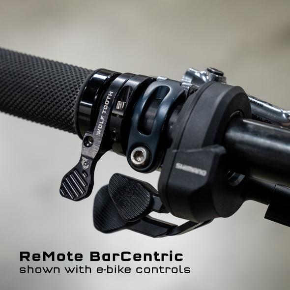 Gatilho para Canote Remote Wolf Tooth Barcentric  - IBIKES