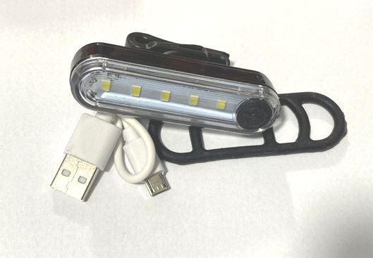 Lanterna Dianteiro PU54F 60 Lumens  - IBIKES
