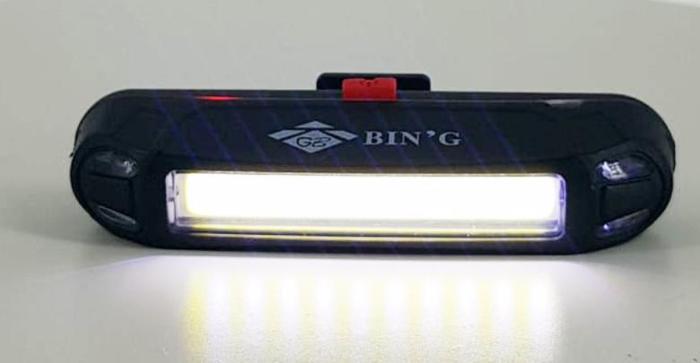 Lanterna Traseira Bin