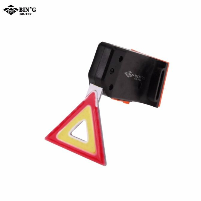 Lanterna Traseira Triângulo Bin