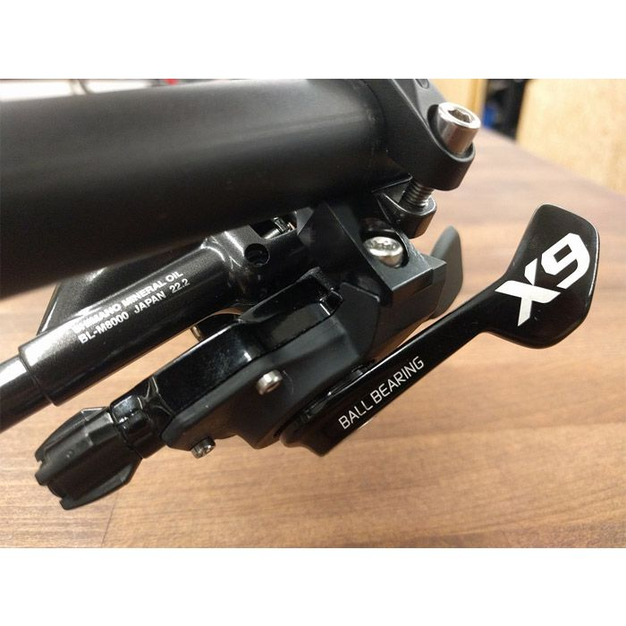 MachMaker Shift Mount Sram - Shimano Clamp  - IBIKES