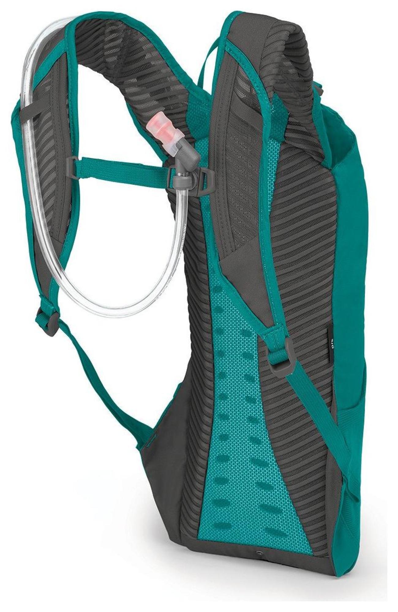 Mochila de Hidratação Feminina Osprey Kitsuma 3  - IBIKES