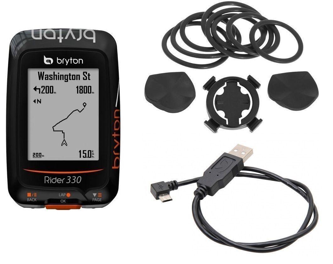 Navegador GPS Bryton Rider 330E 72F   - IBIKES
