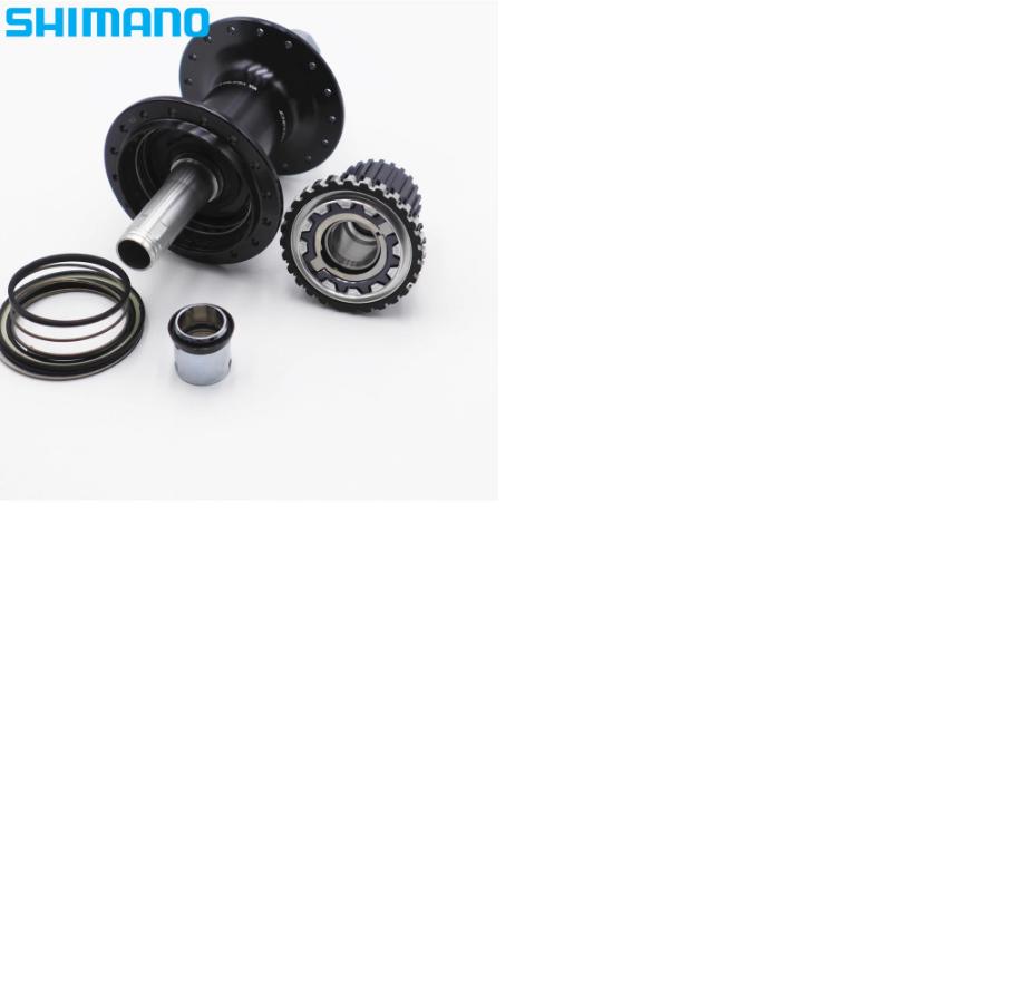 Par de Cubos Shimano XT M8110 boost 32F Center Lock  - IBIKES