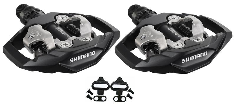 Pedal Shimano PD-M530 com Plataforma