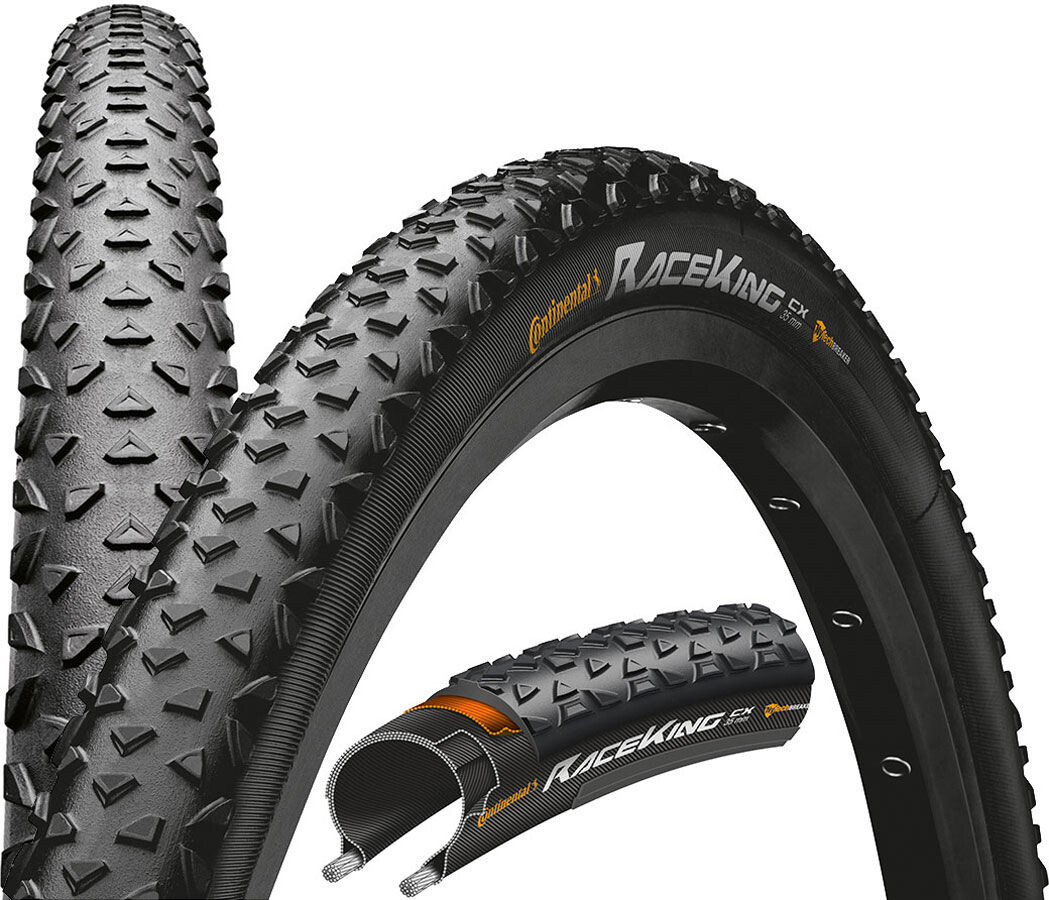 "Pneu Continental Race King CX Performance 28"" 700x35C - IBIKES"