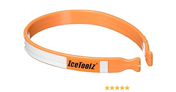 Presilha Refletiva para Tornozelo Ice Toolz  - IBIKES