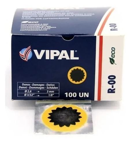Remendo a Frio Vipal - Unitário  - IBIKES