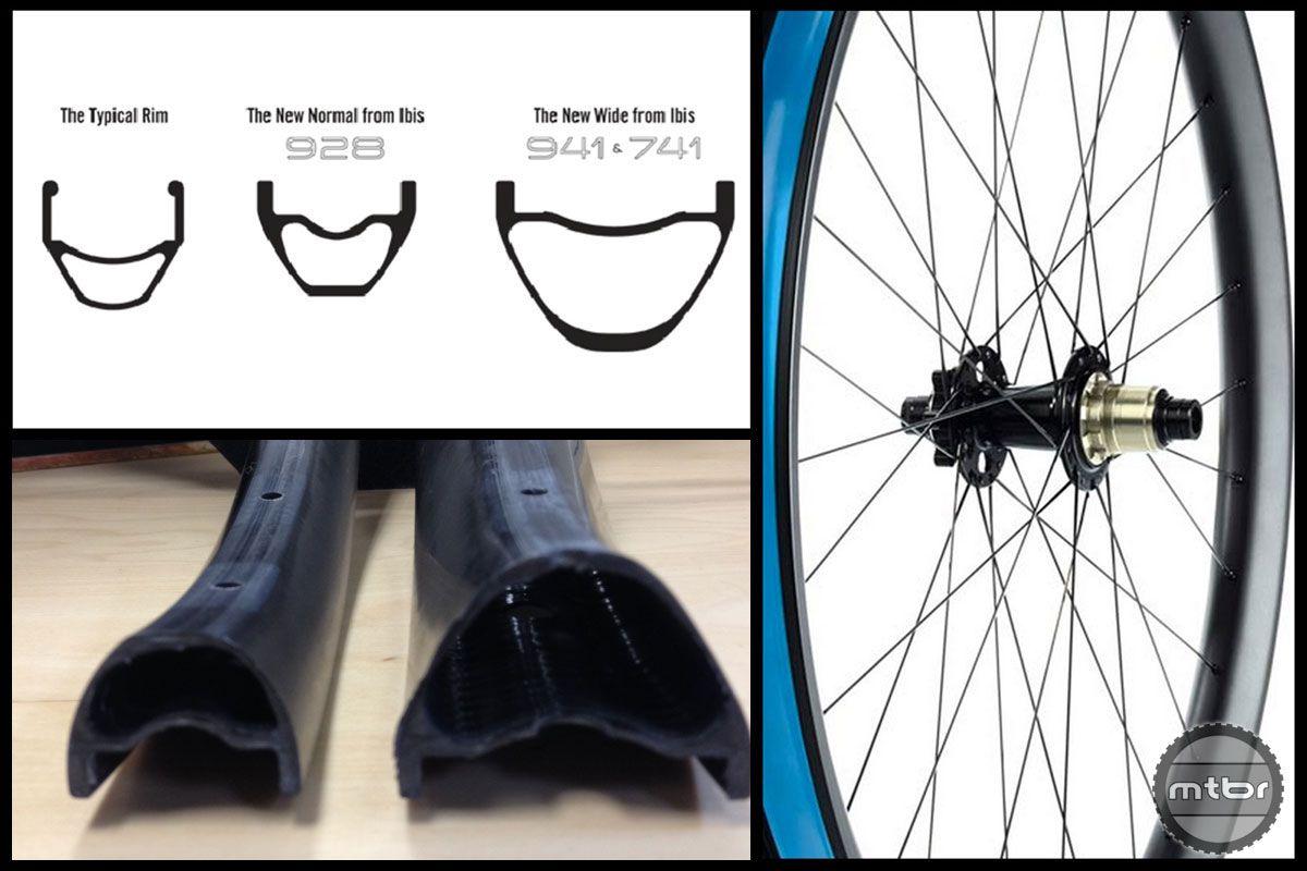 Rodas Ibis Cycles Carbon 941 29Er.   - IBIKES