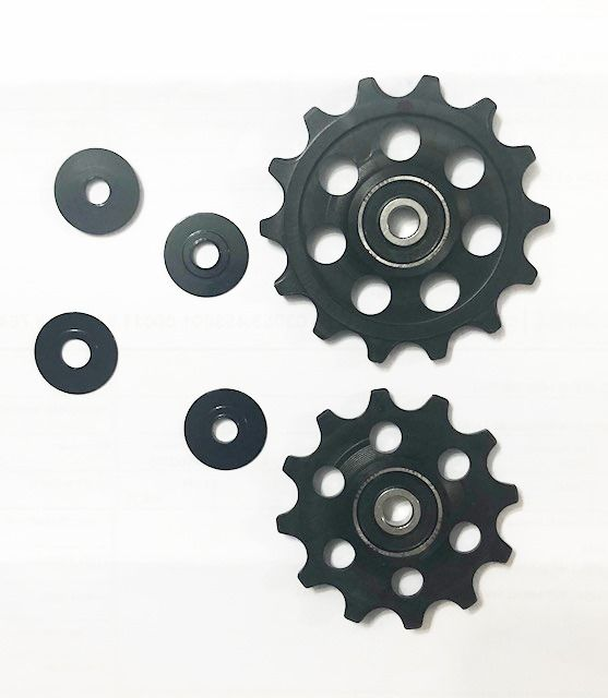 Roldana Session Parts Sram Eagle 12v.