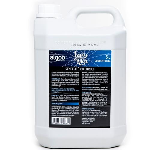 Shampoo Limpador Lava Bikes Algoo  - IBIKES