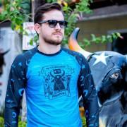 Camisa Manga Comprida com Proteção UV