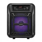 Caixa Amplificada Lenoxx CA60 Multiuso, Bluetooth, Potência 80W, Com Controle Remoto