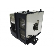LÂMPADA P/ PROJETOR SHARP XR-10S XR-10X XR-105 XR-11XC XR-11XCL XR-12X XG-MB50X XR-HB007 XR-HB007X (AN-XR10LP) COMPLETA COM SUPORTE