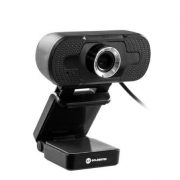 Webcam Full HD 1080p Preta