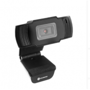 Webcam HD 720p Widescreen Preta