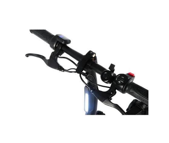 Bicicleta Elétrica Dobrável GT MOB Projetor Brasil